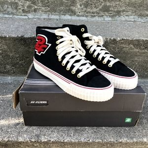 PF flyers (black/red)